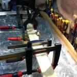 Neck build