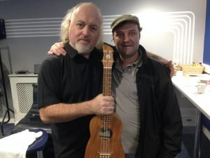 me and Bill Bailey