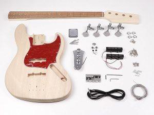 Fender Jazz Bass Mahogany body
