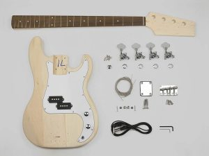 Fender P bass basswood body